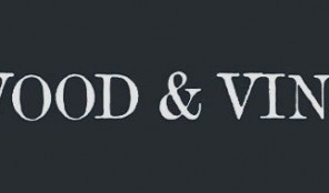 Wood and vine logo