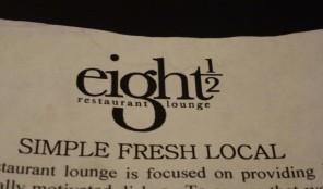 eight .5 logo