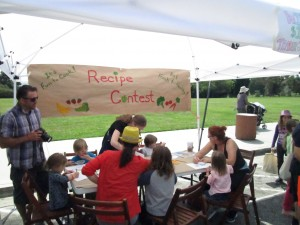 Recipe Contest for the kids