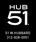 hub51 logo