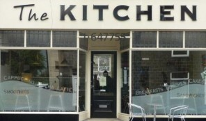 the kitchen cafe bar