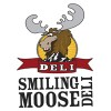 smiling moose deli logo