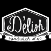Delish sandwich logo