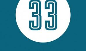 33 taps logo