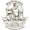 Cambrinus Bierbrasserie logo