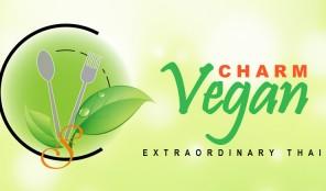 charm vegan logo