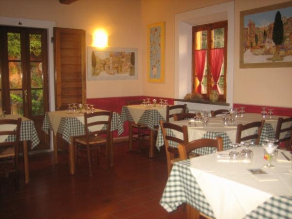 osteria di casa chianti - vegetarian friendly restaurant
